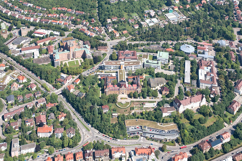Erweiterung Neonatologie UKT Tübingen