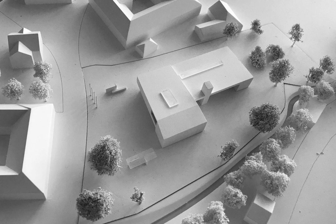 Amtsgebäude und Feuerwehr Steinerkirchen | 2. Preis