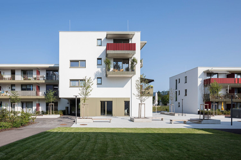 Residential Development Bärgründe