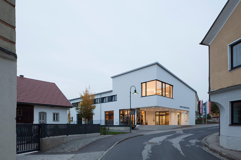 Amtsgebäude Natternbach