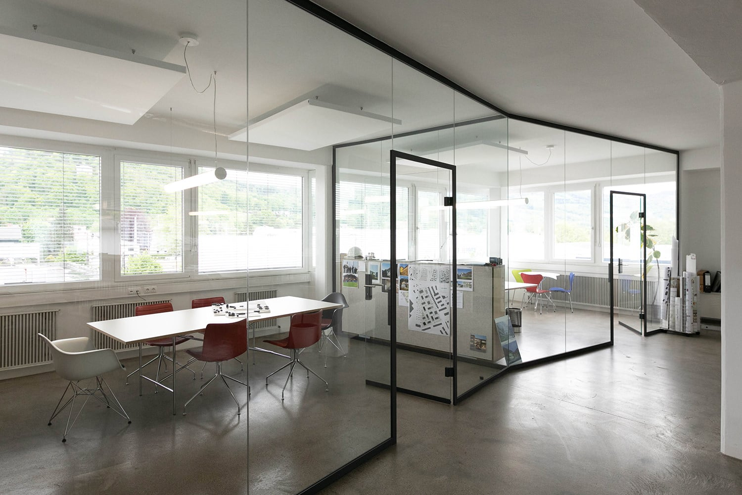 Office, Atelier Schwarzenbacher Struber Architekten
