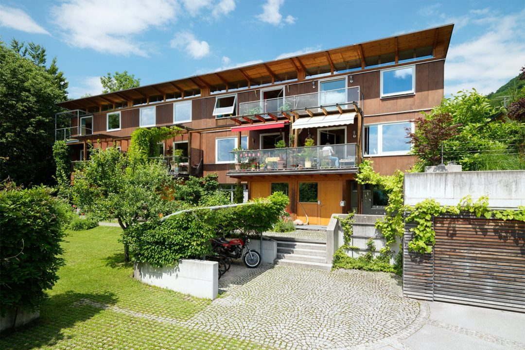 Low-Energy-House Spaurweg