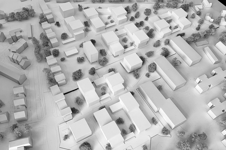 Residential Development Lanserhofwiese | 2nd Place