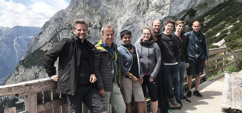 Wandertag 2019, Werfnerhütte | Werfenweng