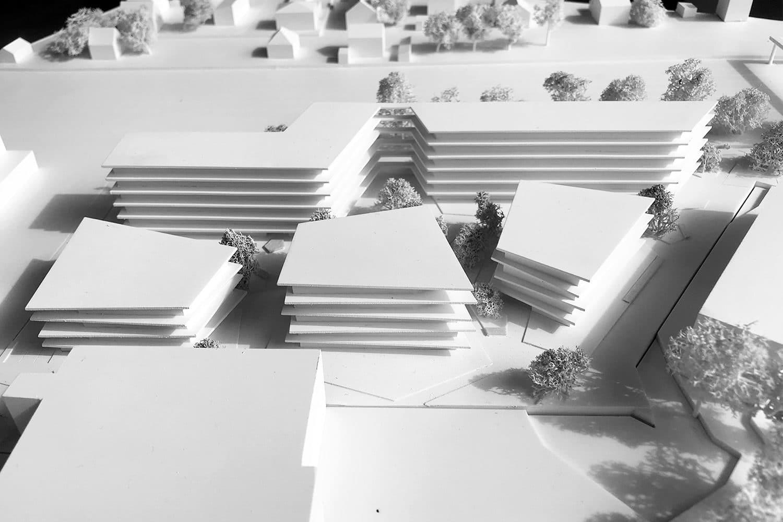 Residential Development Fürbergstraße | 1st Place