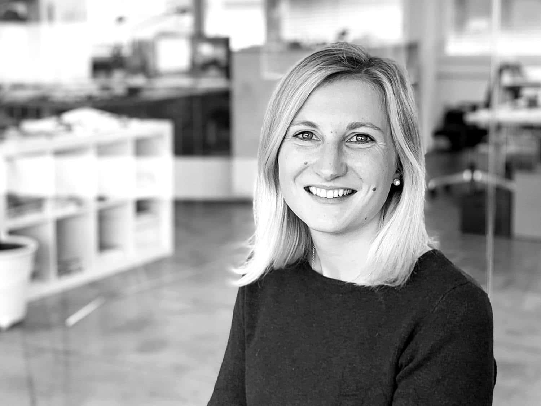 Kristina Gimpl, Architektin