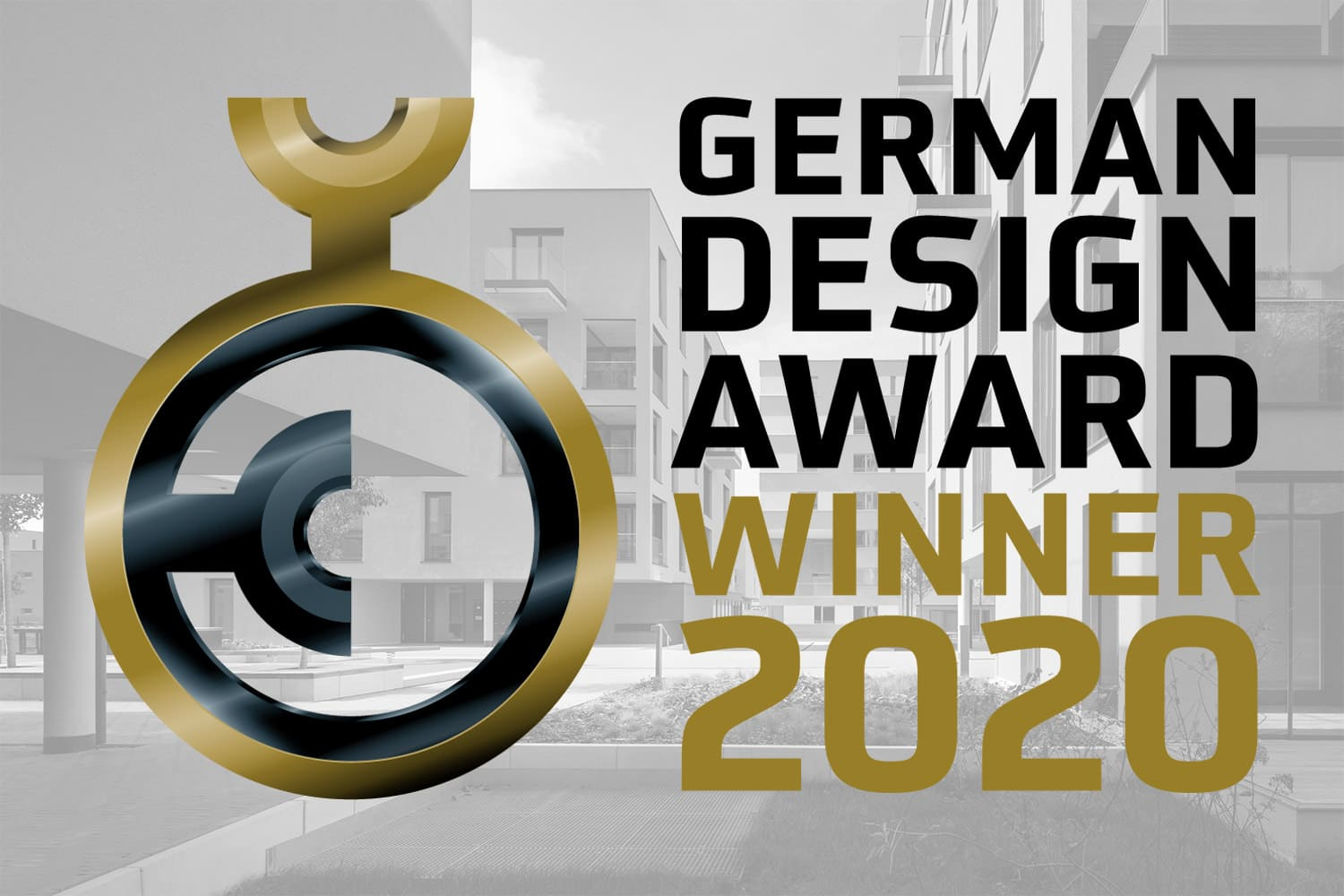 German Design Award, Quartier Riedenburg Winner 2020