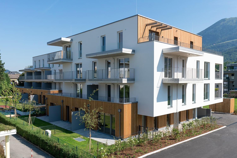 Eröffnung, Wohnbau in der Albert-Birkle- Straße I 2020