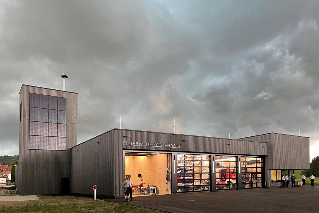 Fire Station Köstendorf